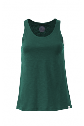 Damen Tank-Top ZRCL Basic green