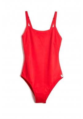 Badeanzug Neumühle Net-Swimsuit poppy field