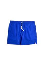 Badehosen Neumühle Maggia Net-Shorts cobalt blue