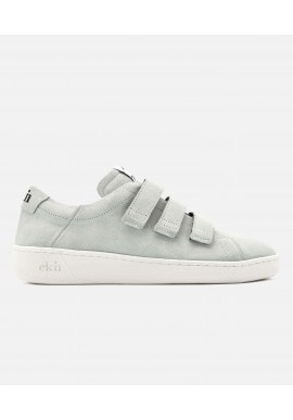 ekn Stickseed Off White Suede
