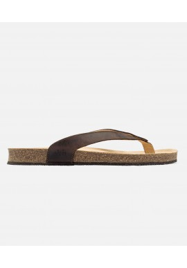 Sandalen ekn Brown Leather