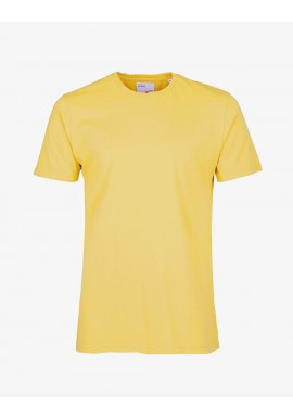 Herren-T-Shirt Colorful Standard lemon yellow