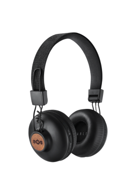 On-Ear Kopfhörer Marley Positive Vibration 2.0 BT black
