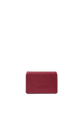 Cardholder O My Bag Cassie's Cardcase Eco Classic ruby