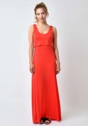 Kleid Lovjoi Dress Buddleja melon
