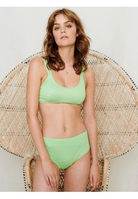 Bikini Bra Underprotection Adrianna lime