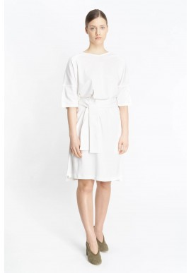 Kleid Jungle Folk Lili white