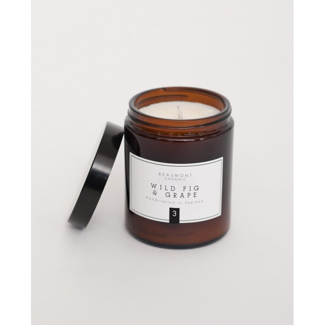 Image of Duftkerze Beaumont Organic Luxury Candle Black Pomegranate