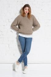 Skinny Jeans Wunderwerk Amber slim blue 830