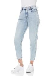 Damen-Jeans Wunderwerk Collien Carrot Cropped Bleached blue 880
