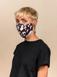 Gesichtsmaske Melawear schwarz
