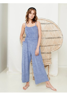 Underprotection Frida Jumpsuit blue