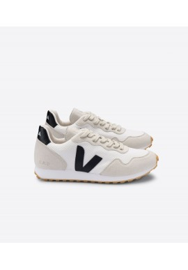 Veja SDU Rec White Black Natural