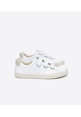Veja Esplar Low Leather Extra White Natural