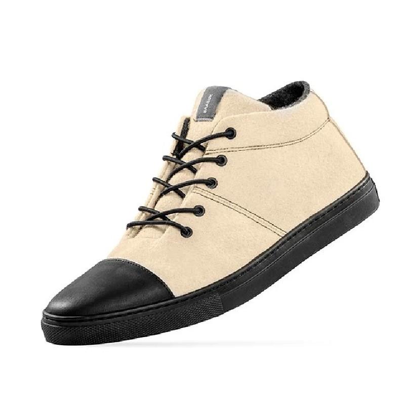 Woll-Sneakers Baabuk Sky Wooler Blacknose SW