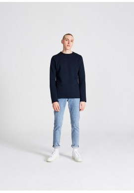 Pullover Givn Berlin Manu Sweater midnight blue