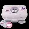 Monbento Tresor Kinder-Lunchbox purple Unicorn