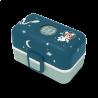 Monbento Tresor Kinder-Lunchbox blue Cosmic