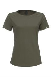 Damen Raglan T-Shirt ZRCL Basic olive