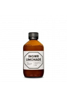 INGWR LIMONADE fairtrade & bio 250 ml