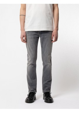 Nudie Jeans Grim Tim pale grey