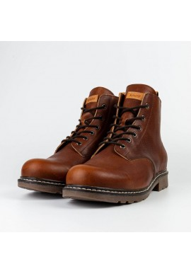 Herrenstiefel Kavat Nyhammar EP Reddish Brown