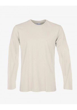 Longsleeve Colorful Standard ivory white