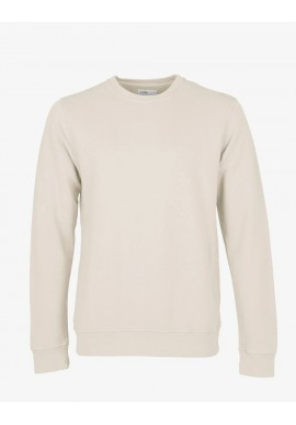 Sweatshirt Colorful Standard ivory white