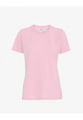 Damen-T-Shirt Colorful Standard flamingo pink