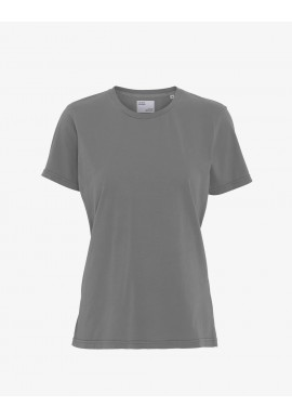 Damen-T-Shirt Colorful Standard storm grey