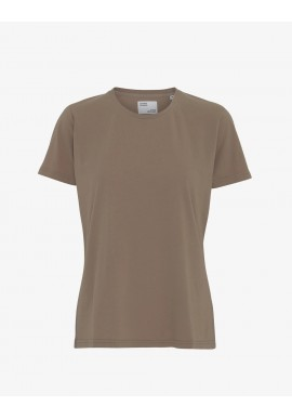 Damen-T-Shirt Colorful Standard warm taupe