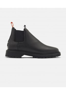 Chelsea Boot ekn Willow Black Vegan