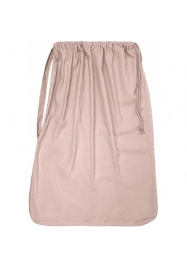 Wäschebeutel The Organic Company Laundry And Storage Bag Pale Rose