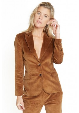 Blazer Elements of Freedom Jacky Corduroy Brown
