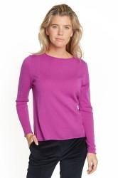 Sweater Elements of Freedom Robin Purple