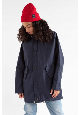 Jeckybeng The Ladies Coat Dark Navy