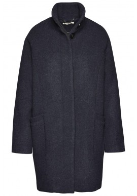 Damenmantel Wunderwerk O-Shape Coat navy