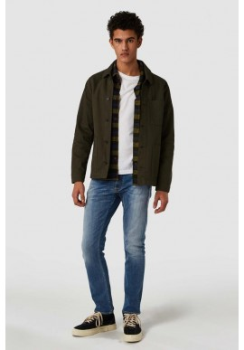 Jacket Kings Of Indigo David Military Green