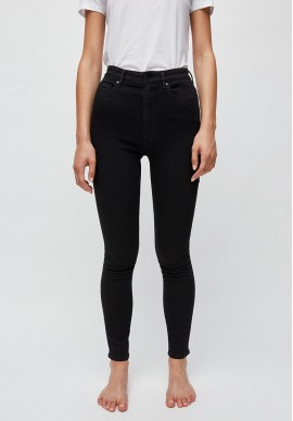 Damen-Jeans Armedangels Ingaa X Stretch Black Night