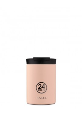 Thermobecher 24Bottles Travel Tumbler 350ml Dusty Pink