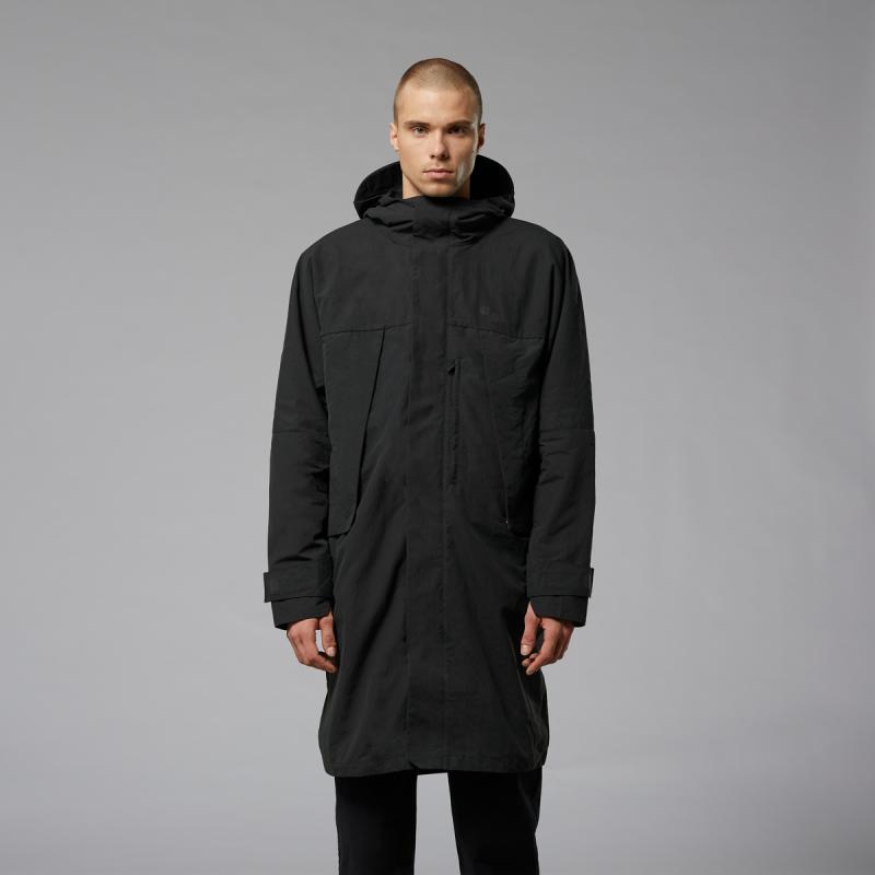 Parka pinqponq Coat Jacket Mulch Antra
