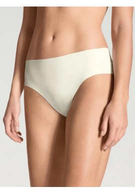 Midi-Slip Calida Natural Skin Clean Cut White