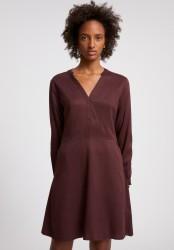 Kleid Armedangels Ceylonaa Aubergine