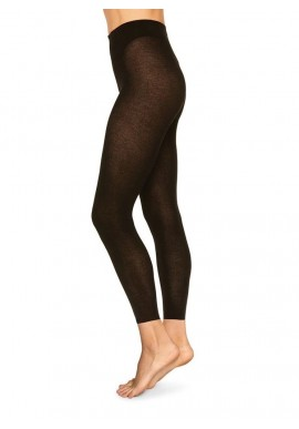 Leggings Swedish Stockings Alice Cashmere Leggings Black