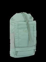 Rucksack pinqponq Blok Medium Backpack Bush Green