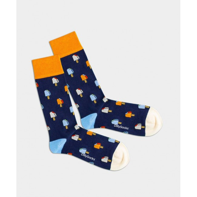 Socken DillySocks Frozen Night