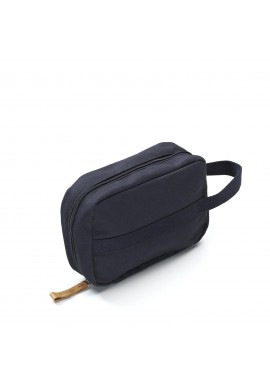 Necessaire Qwstion Toiletry Kit Organic Navy
