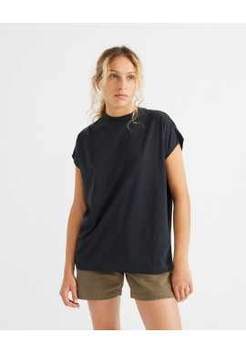 T-Shirt Thinking Mu Basic Volta Black
