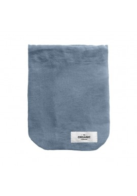 Allzweckbeutel The Organic Company All Purpose Bag Large Grey Blue