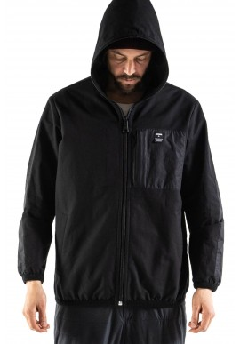 Jeckybeng The Natural Softshell Black